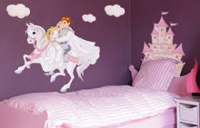 stickers chambre fille princesse stickers chambre d enfant et bébé vente sticker autocollant