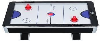 Air Hockey Table Dimensions by Portable Air Hockey Table Size 97cm X 55cm X 22cm U2013 Tectotron