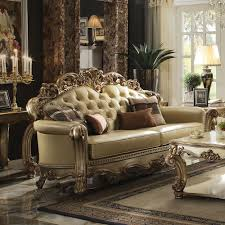 Gold Sofa Living Room Gold Sofas Loveseats Sears