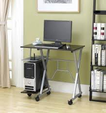 Small Desk Uk Furniture Modern Computer Desks For Home Small Black Computer