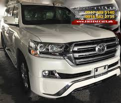 toyota land cruiser 2017 2018 toyota land cruiser bulletproof inkas armor highendcars ph