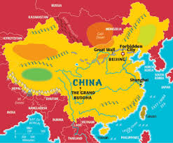 Ancient China Map Early Civilizations India And China By Lindsay Berube