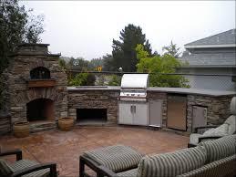 kitchen rustic outdoor kitchen ideas bbq area design ideas