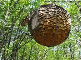 chambre d hote cabane dans les arbres le moulin de la jarousse cabanes de