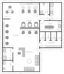 Salon Floor Plan Designer Free