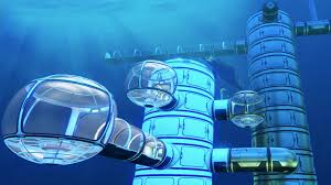 world u0027s biggest underwater house subnautica 8 youtube