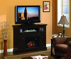 stunning design tv table with fireplace amazon com ameriwood home