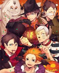 halloween anime pics happy halloween anime amino