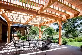 Timber Trellis Pergola Design Ideas Timber Frame Pergola Poolside Timber Frame