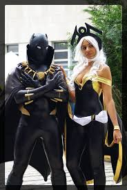 storm halloween storm and black panther 02 by methoskagami on deviantart