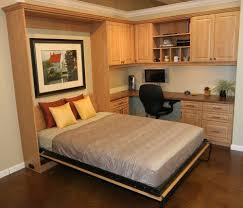 murphy bed desk combo plans having lived in a studio apartment