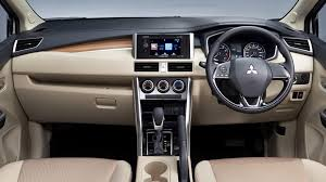 mitsubishi mpv interior mitsubishi expander name no show as next gen mpv is revealed