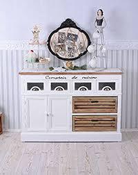 anrichte küche landhausstil sideboard anrichte shabby weiss vintage palazzo