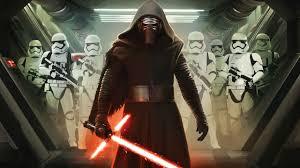 kylo ren stormtrooper star wars star wars force awakens
