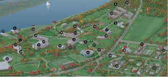 New Paltz Campus Map About Marist Campus Guide U0026 Map Marist College