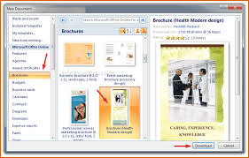 How To Create Business Cards In Word 5 How To Create A Pamphlet In Word Authorizationletters Org