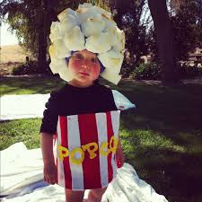 Popcorn Halloween Costume Interesting U0026 Fun Food Costumes Halloween