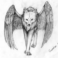 guardian angel drawings drawing pencil