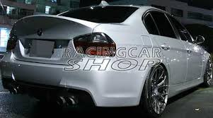 painted csl style trunk for bmw 3 series e90 4 door m3 2006 2008