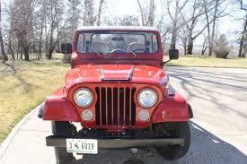 vintage jeep scrambler near mint 1985 scrambler on ebay mopar blog