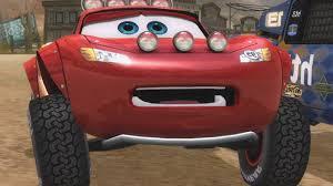 lightning mcqueen monster truck videos cars race o rama the video game monster truck lightning mcqueen