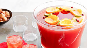 cosmopolitan recipe cosmopolitan fizz punch recipe food network kitchen food network