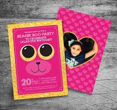52 ninas 5 birthday images beanie boo party