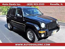 jeep liberty convertible top used jeep liberty limited edition for sale with photos carfax