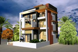 3d Home Exterior Design Free by 3d Designers Building Elevations Elevations Planning Interior And