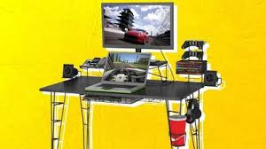 Best Desk For Gaming The Best Pc Gaming Computer Desks Ign