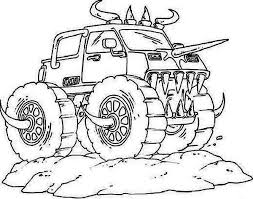 kids monster truck coloring pages coloring pages angry birds 9503