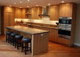 cabinets span new kitchen modern trends in cherry wood kitchen