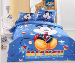 Mickey Mouse Bed Sets Wholesale Character Bedding Sets Cheap Bedspreads