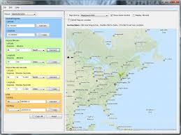 Coordinates Map Utm Coordinate Converter Download