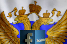 google and facebook could face russian ban u0027sooner or later u0027 says