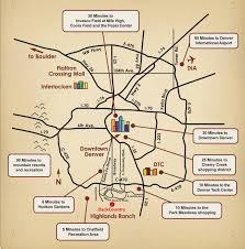 Virginia Tech Interactive Map by Backcountry Co Near The Denver Tech Center Directions And Map
