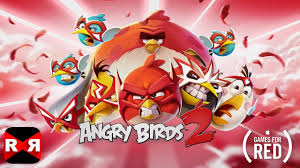 angry birds 2 product red update ios android gameplay