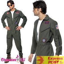 top gun jumpsuit top gun costume ebay