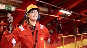 training to become a shell well engineer hanne skogestad youtube