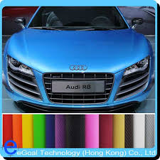 13 colors 200x50cm car styling factory price carbon fiber 3m vinyl