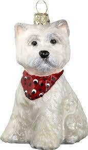 55 best westie christmas decorations images on pinterest