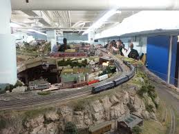 Railroad House Plans Garfield Clarendon Model Railroad Club Ohc2013 One Of The Largest