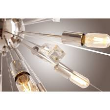 Sputnik Light Fixture by 40
