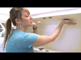 under kitchen cabinet lighting options youtube