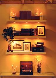 shelf with lights underneath shelves with lights underneath floating shelves b and q floating