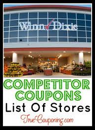winn dixie competitors u2013 list of winn dixie stores u0026 competitor