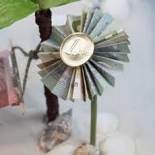 hochzeitsgeschenk basteln geld geldscheine falten mit anleitungen