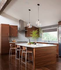 Modern Pendant Lighting For Kitchen Kitchen Island Pendant Lights Shine Bright In Seattle Home