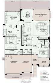 Avalon Floor Plan by Luxury Retirement Communities For Active Adults And 55 Seniors