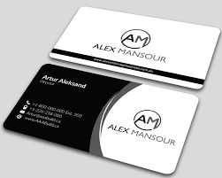 cards for business business cards for freelancers entry 13 allhajj17 for business card